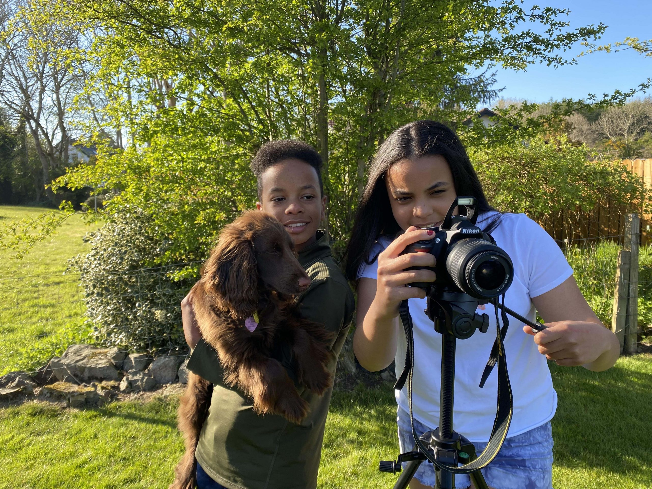 New competition encourages young filmmakers to explore wonders of nature