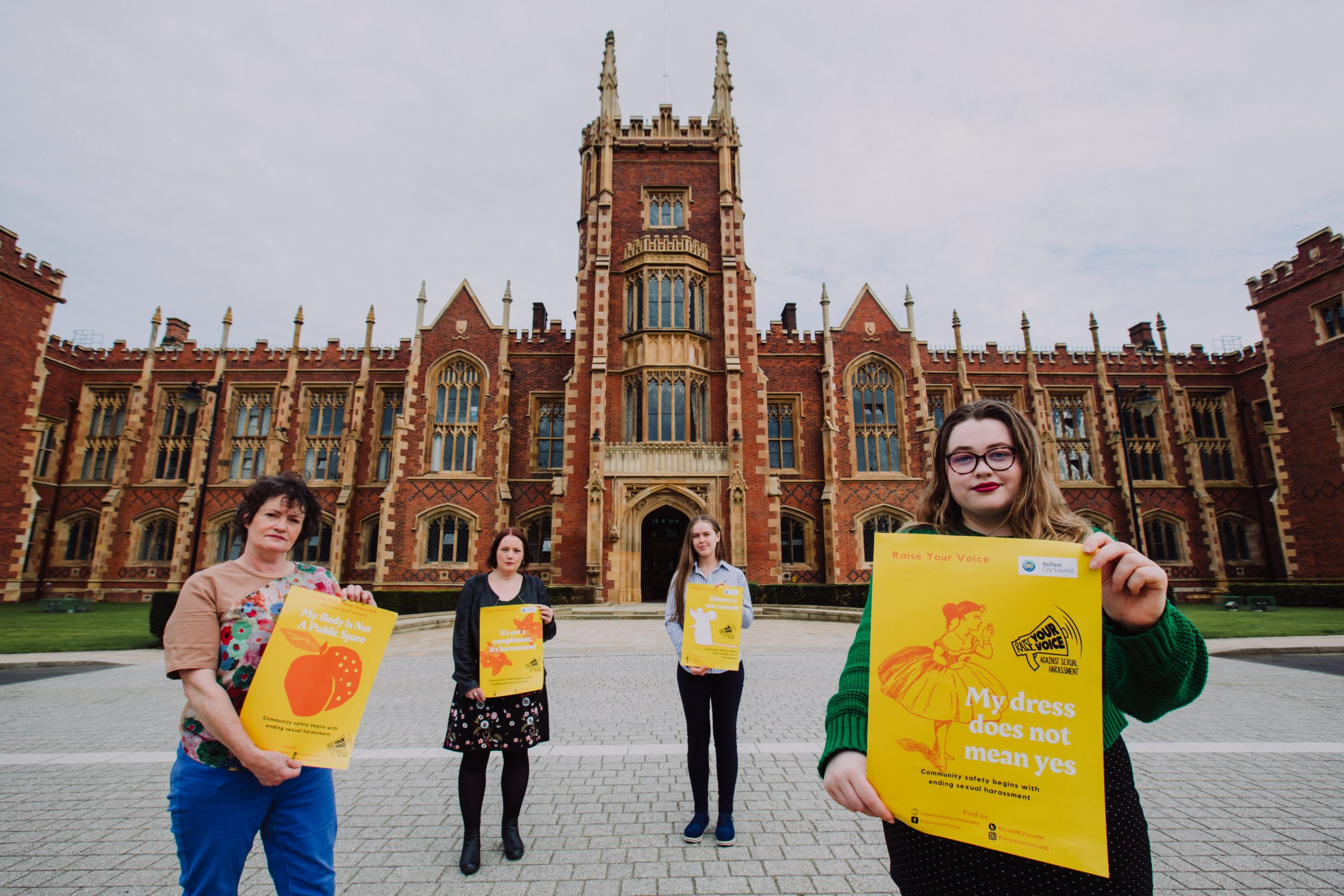 Freshers offered vital advice on sexual harassment