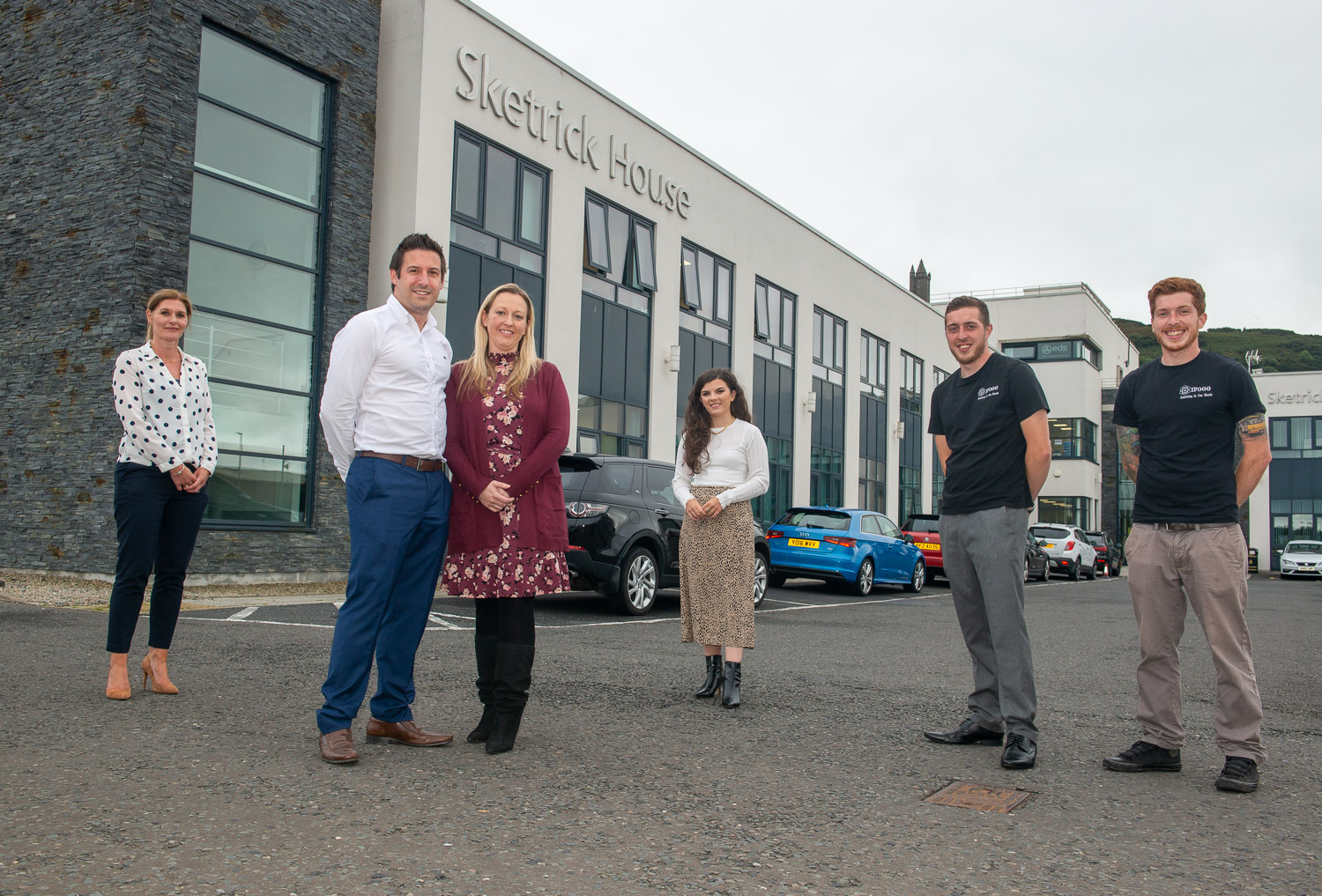 Ards Business Hub helps new companies emerging from Covid-19 pandemic