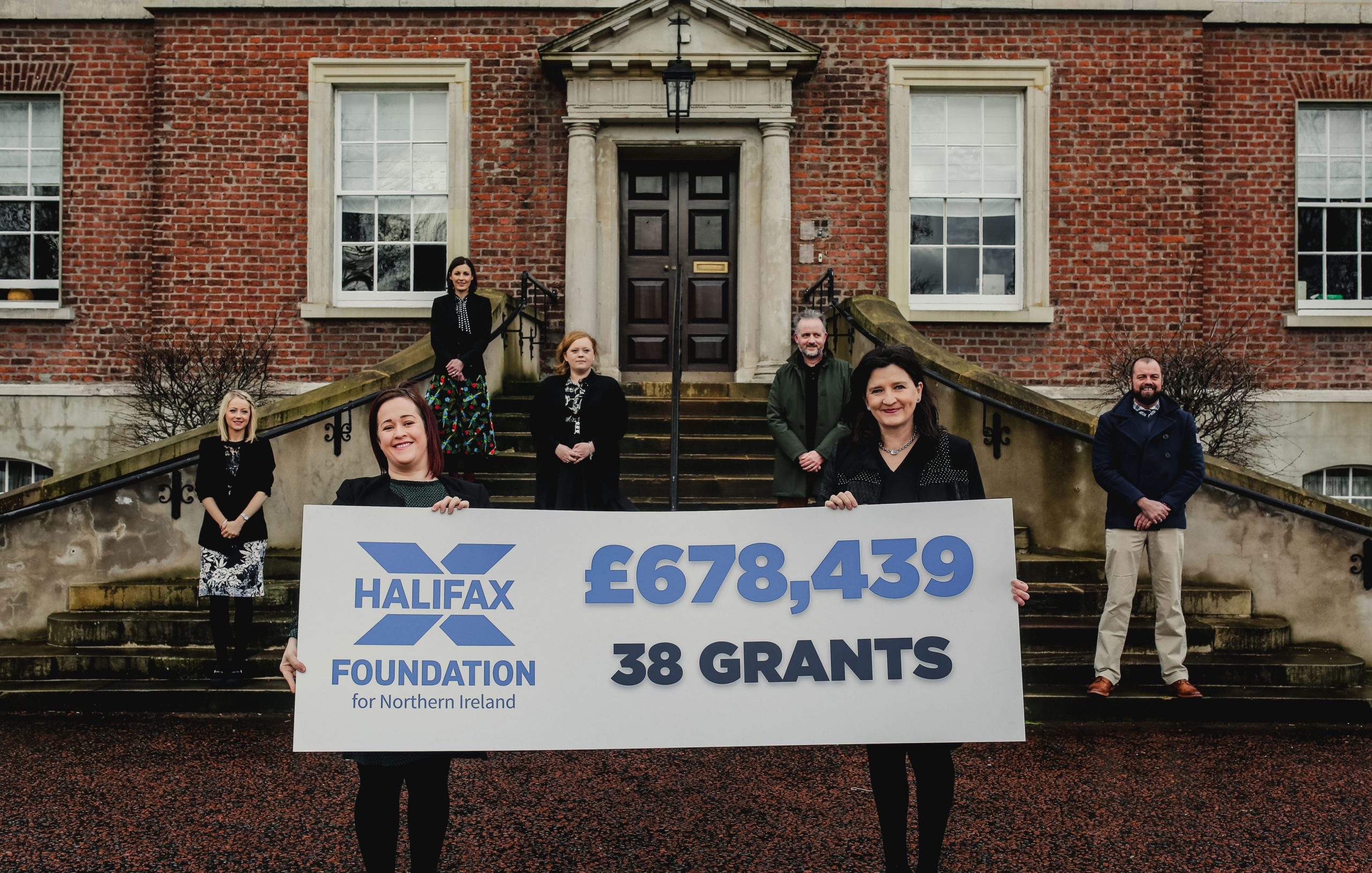 Halifax Foundation commits £678,439 to NI projects
